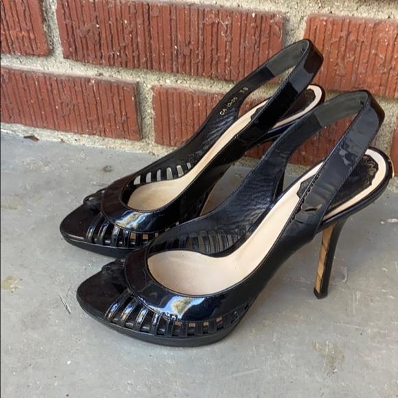 Christian Dior Slingback  Heels